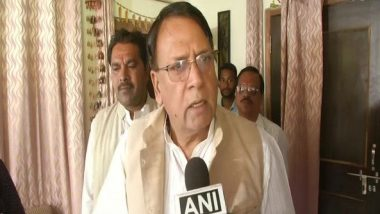 Congress Not Afraid of Floor Test in Madhya Pradesh, Will Abide by Speaker's Decision, Says Minister PC Sharma