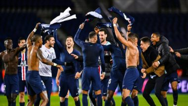 PSG Named Ligue 1 2020 Champions as French Football Season Declared Over