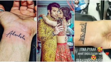 Paras Chhabra Wants To Get Rid of His 'Akanksha' Tattoo On National Television, Reveals Plans to Remove Ex-Girlfriend's Name From His Wrist on Mujhse Shaadi Karoge