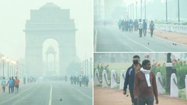 Morning Walk, Jogging Prohibited in Parks During Lockdown, Violators to Face Action: Delhi Police