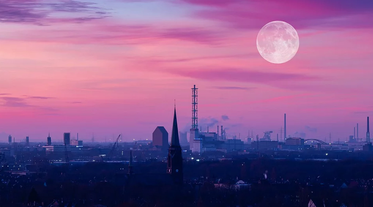 Super Pink Moon 2020 Date and Time: Know Everything About