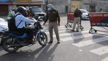 Punjab: 48-Year-Old Policeman on Curfew Duty Dies of Heart Attack in Patiala District
