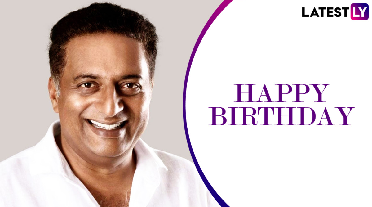 Prakash Raj Birthday: From Kanchivaram to Okkadu – 5 Times When This Versatile South Actor Stunned Us with His Performances