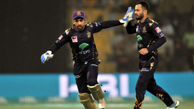 PSL 2021 Live Streaming Online in India: Watch Free Telecast of Karachi Kings vs Quetta Gladiators, Pakistan Super League 6 Match in IST