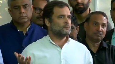 Rahul Gandhi Attacks Narendra Modi Govt on Unemployment, Says '1 Job, 1000 Unemployed'