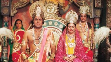 Ramayan Re-Telecast Schedule on Doordarshan: Here's When and Where You Can Watch The Arun Govil-Deepika Chikhalia-Sunil Lahri Mytho Show on TV