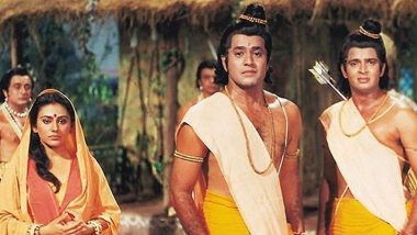 When A Delhi-Patna Train Made A Halt At Rampur For To Watch Ramayan