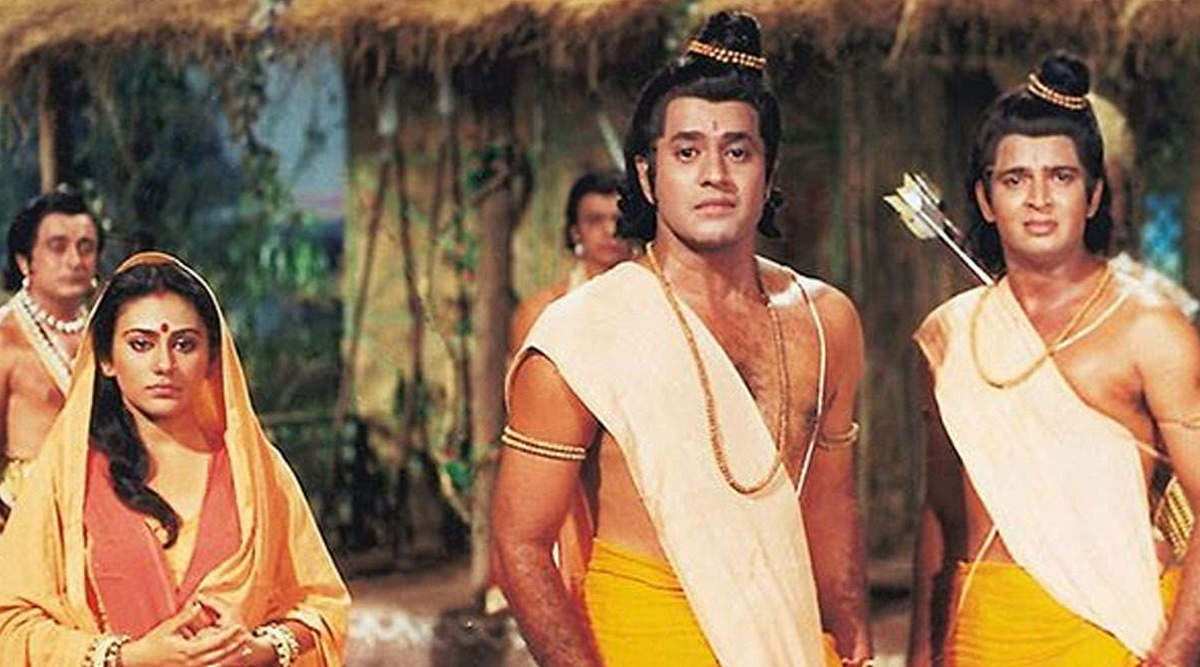 Ramayan TV Series: Did You Know Each Episode of Ramanand Sagar's Show, Aired on Doordarshan, Was Made on a Budget of Rs 9 Lakh?
