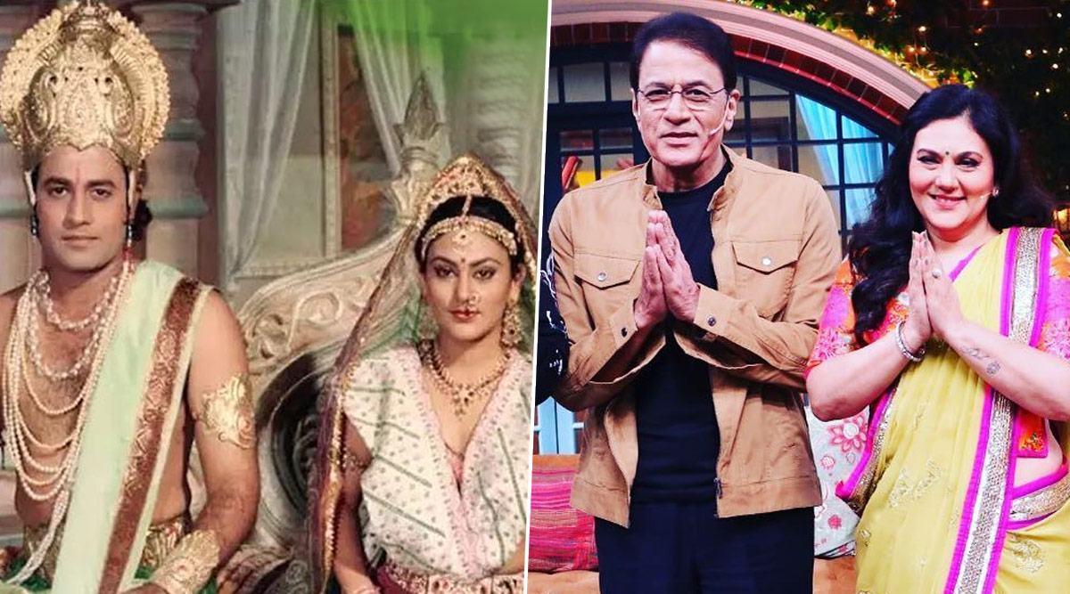 Ramayan Returns To Television: Arun Govil, Dipika Chikhlia Talk About The Show's Connect With The Masses, Recall Family's Reactions To Watching Them On-Screen
