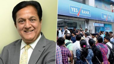 YES Bank Crisis: ED Conducts Raid at Founder Rana Kapoor's Residence, Books Him Under PMLA