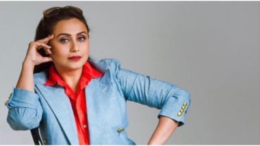 Rani Mukerji Salutes Mumbai Police for Their Work Amid Pandemic in New Song Video 'Rakh Tu Hausla', Says 'Their Bravery, Sacrifice, and Service Will Be Remembered for Years to Come'
