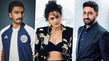 ICC Women's T20 World Cup 2020: Ranveer Singh, Taapsee Pannu, Abhishek Bachchan Cheer for Team India after their Lost Against Australia