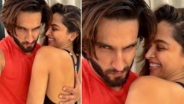 Ranveer Singh and Deepika Padukone Are Casually Giving Out #CoupleGoals While In Quarantine! (View Pic)