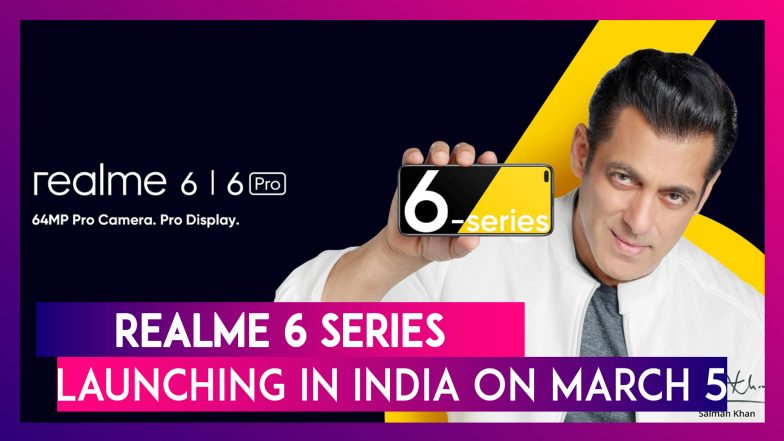 realme 6 series scheduled to be launched in india on march