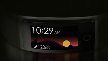 Realme's First Fitness Band Features Unveiled; To Be Launched in India on March 5 Alongside Realme 6 Series