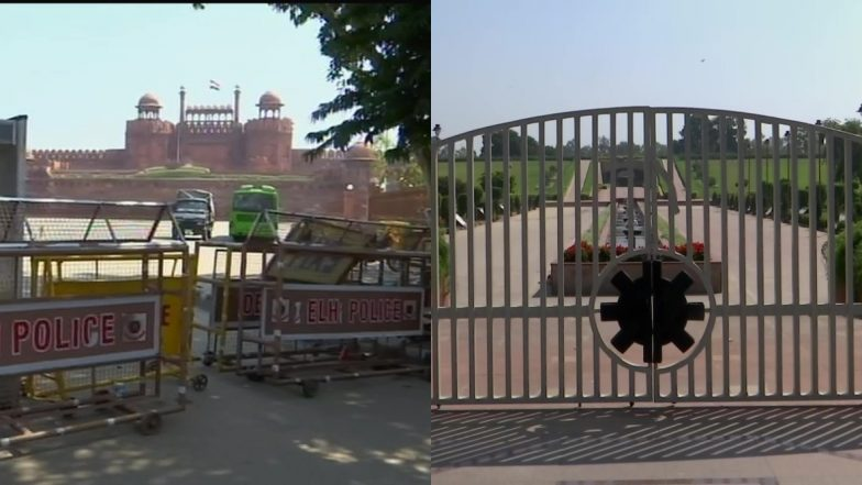 Red Fort, Raj Ghat Closed for Visitors Amid Coronavirus Outbreak