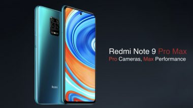 Redmi Note 9 Pro Series Launched in India From Starting Price of Rs 12,999; Check Price, Features, Variants & Specifications