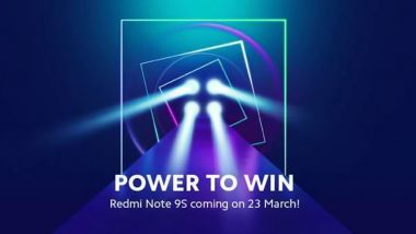 Redmi Note 9S Launching on March 23; Check Expected Price, Features, Variants & Specifications
