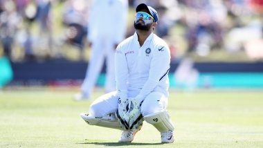 Virat Kohli Defends Rishabh Pant's Selection Over Wriddhiman Saha in Tests Against NZ; 'He Has Worked Very Hard,' Says Indian Captain