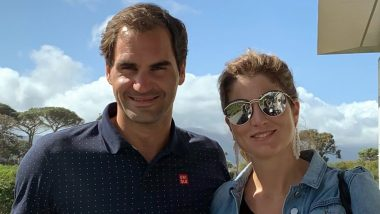 Roger Federer and Wife Mirka Donate $1 Million to Vulnerable Swiss Families Amid Coronavirus Outbreak