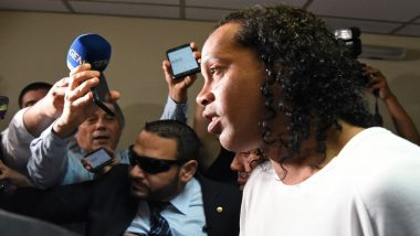 Ronaldinho Fake Passport Row: Former Footballer Set to be Released from House Arrest in Paraguay, Says Report