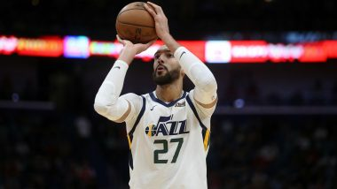 NBA Stars Rudy Gobert, Donovan Mitchell Recovered From Coronavirus