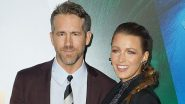Ryan Reynolds and Blake Lively Donate $400,000 to New York's Hardest-Hit Hospitals Fighting Coronavirus