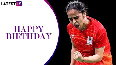 Saina Nehwal Birthday Special: Five Best Performances by India's Badminton Star