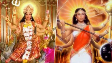 Chaitra Navratri 2020: From Sakshi Tanwar to Mouni Roy, TV Actresses Who Played the Powerful Role of Goddess Durga on the Small Screen (View Pics)