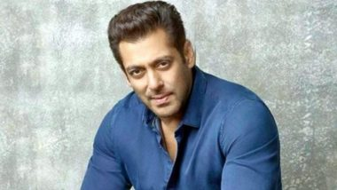 Salman Khan on COVID-19: We Need To Stay Positive Until These Bad Times Pass