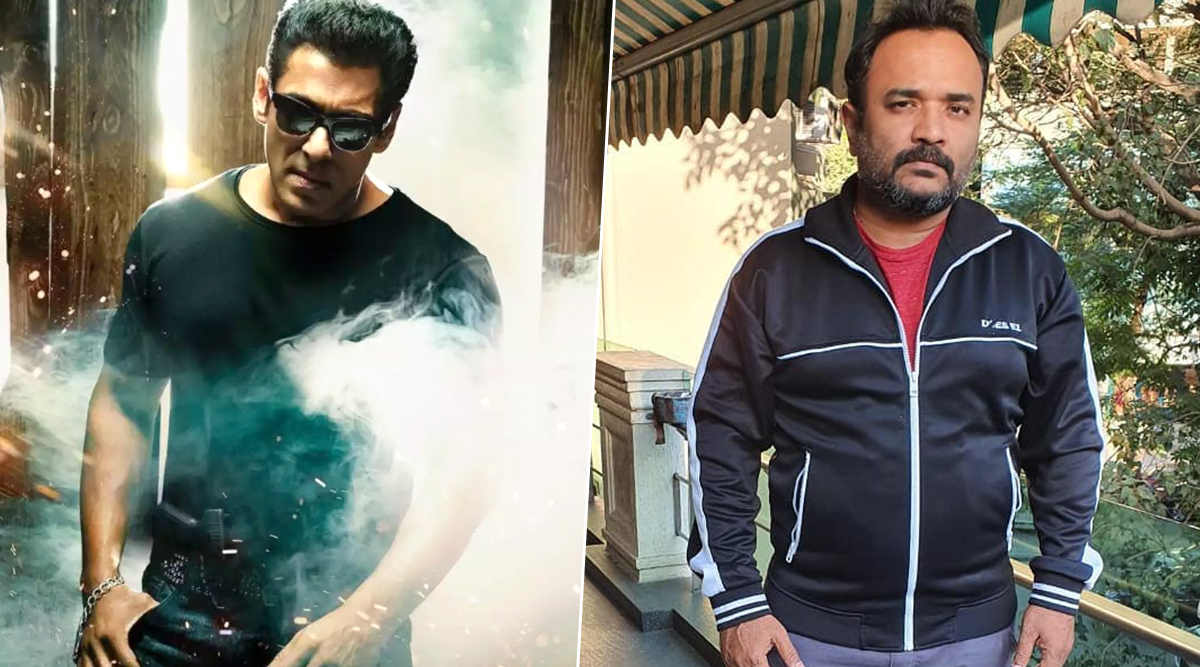 Radhe: Gully Boy's Dialogue Writer, Vijay Maurya Comes on Board for Salman Khan's Next
