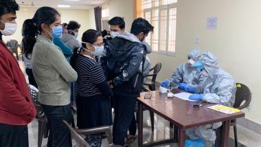 Coronavirus Outbreak in India: Nagaland Makes Use of Masks, Hand Sanitizers Mandatory For People at Public Places to Prevent COVID-19 Spread