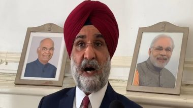 Indian-Americans at Forefront in US to Help During COVID-19 Crisis, Says Ambassador to United States Taranjit Sandhu