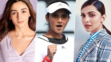 Sania Mirza Confirms Her Biopic, Wants Alia, Deepika, Anushka Or Sara To Get Into Her Shoes!