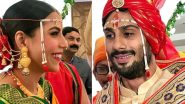 Prateik Babbar and Sanya Sagar Have Separated Their Ways?