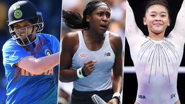 International Women's Day 2020: Shafali Verma, Cori 'Coco' Gauff, Sunisa Lee and Other Rising Female Sports Stars to Watch Out For