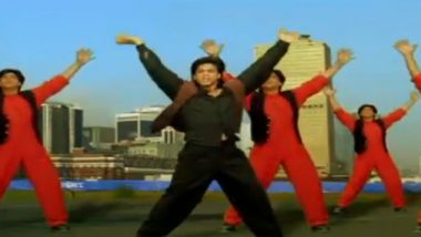 Did You Notice Shah Rukh Khan Turn Backup Dancer In Yeh Dil Deewana Song From Pardes?