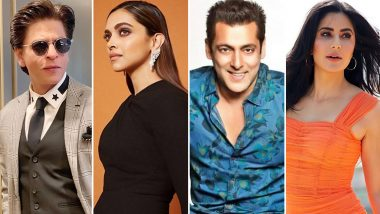 YRF's Project 50: Shah Rukh Khan, Deepika Padukone, Salman Khan and Other A-Listers Have Films Lined Up Already?