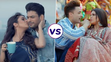 Bhula Dunga Vs Kalla Sonha Nai: Sidharth Shukla-Shehnaaz Gill or Asim Riaz-Himanshi Khurana, Which Pair's Melody Is Your Quarantine Favourite? Vote!
