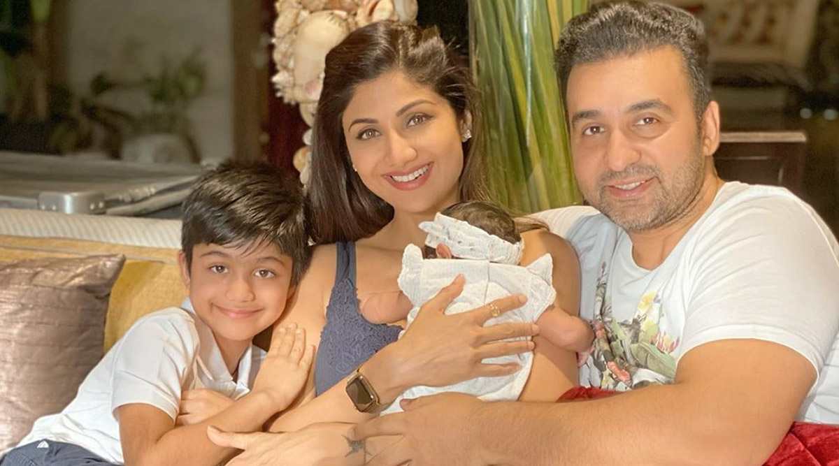 Shilpa Shetty – Raj Kundra's Daughter Samisha Completes 40 Days Today! Actress Says She Is Thankful for Having a Healthy Family by Her Side (View Post)