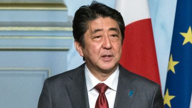 Japan PM Shinzo Abe Lifts COVID-19 Restrictions, Urges People to Take Precautions