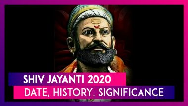Shiv Jayanti 2020: Date, History, Significance Of Chhatrapati Shivaji Maharaj Birth Anniversary