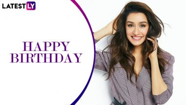 Shraddha Kapoor Birthday Special: Every Upcoming Movie of the Aashiqui 2 Actress