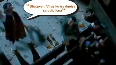 Sharman Joshi Requesting 'God to Kill Virus' in 3 Idiots is The Most Relatable Dialogue During Coronavirus Lockdown (Watch Video)