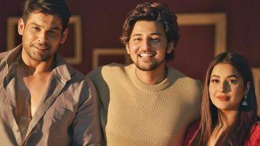 Sidharth Shukla and Shehnaaz Gill's Bhula Dunga Music Video With Darshan Raval Crosses Over 30 Million Views