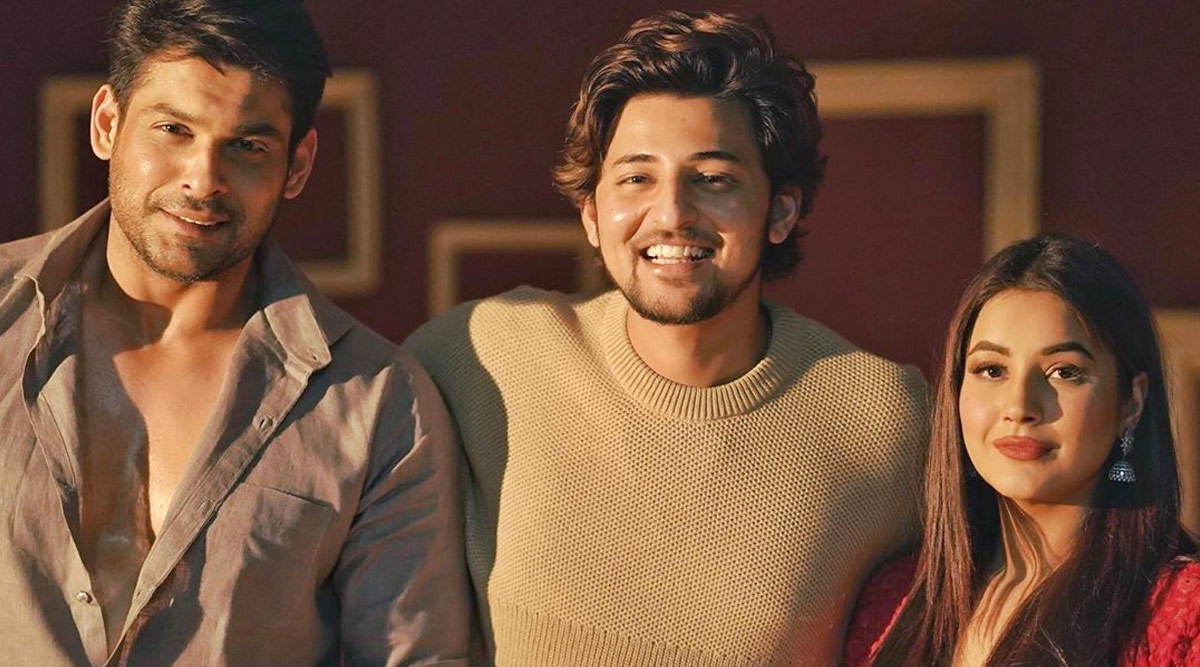Sidharth Shukla and Shehnaaz Gill's Bhula Dunga Music Video With Darshan Raval Crosses Over 30 Million Views