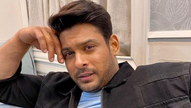Bigg Boss 13 Winner Sidharth Shukla Is Eagerly Waiting for the COVID-19 Pandemic to End, Says 'A Lot of Projects Are on Hold'