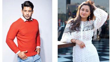 Naagin 4: Sidharth Shukla Refutes Reports of Entering Ekta Kapoor's Supernatural Show Opposite Dil Se Dil Tak Co-Star Rashami Desai