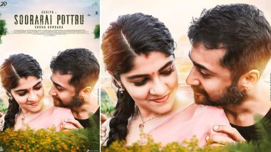 Soorarai Pottru: This Still Of Suriya with Aparna Balamurali Is Winning Hearts!