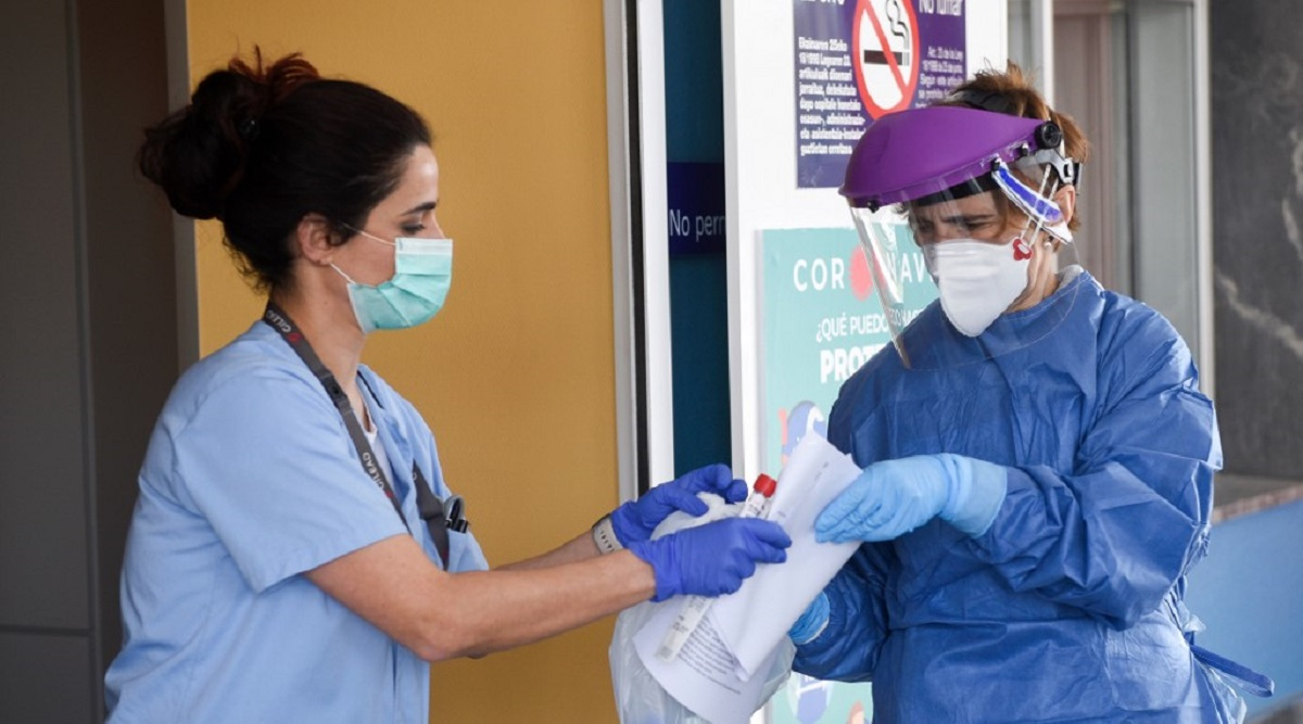 US Records 1,049 Coronavirus Deaths in 24 Hours, Highest in a Day; Death Toll Jumps to 5,110 in Country